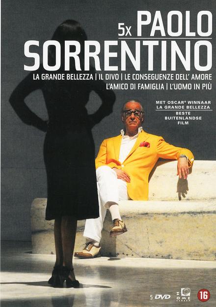 5x Paolo Sorrentino