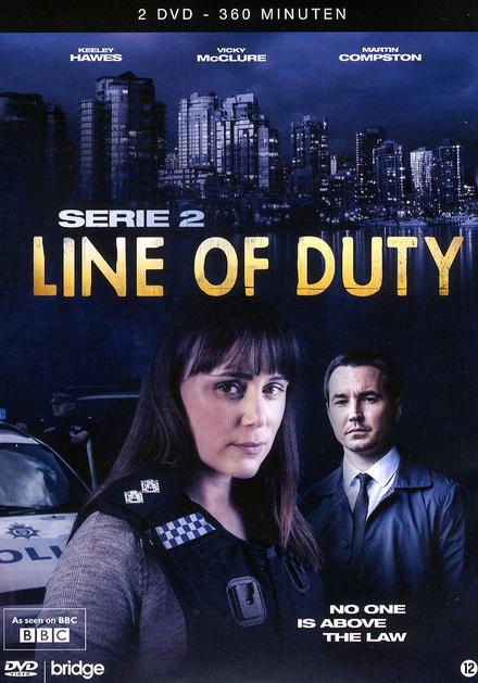 Line of duty. Serie 2