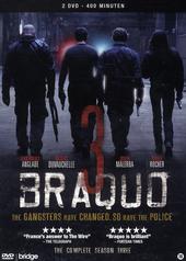 Braquo. The complete season three