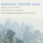 Romantic concert arias