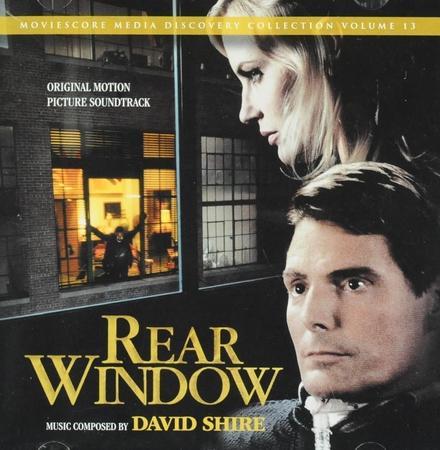 Rear window : original motion picture soundtrack