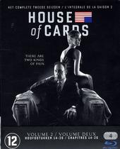 House of cards. Het complete tweede seizoen