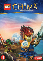 Lego legends of Chima. Seizoen 1