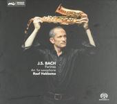 Partitas : Arr. for saxophone