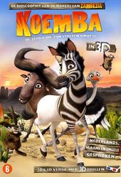 Koemba : de zebra die zijn strepen kwijt is