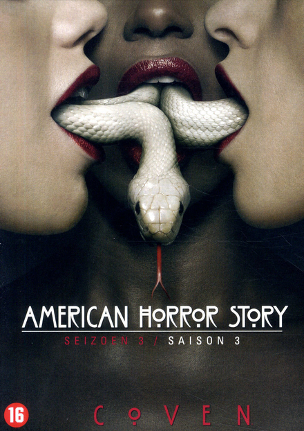 American horror story. Seizoen 3