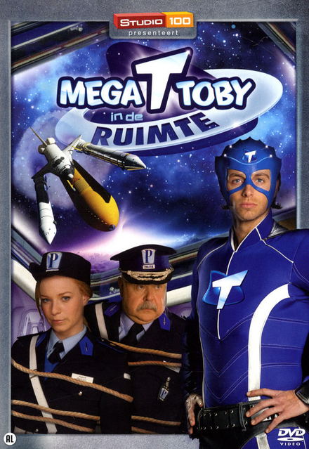 Mega Toby in de ruimte