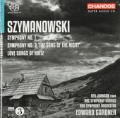 Szymanowski : symphonies nos 1 & 3 etc.