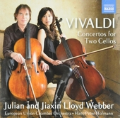 Concertos for two cellos