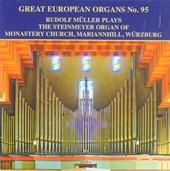 Great European organs no.95. vol.95