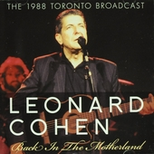 Back in the motherland : The 1988 Toronto broadcast