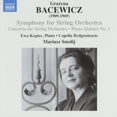 Symphony for string orchestra
