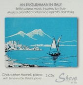 An Englishman in Italy : British piano music inspired by Italy