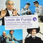 Louis de Funès : musiques de films 1963-1982