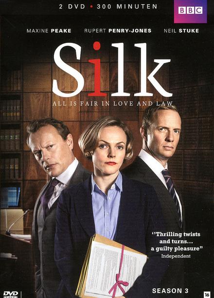 Silk. Season 3