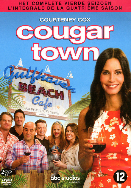 Cougar town. Het complete vierde seizoen