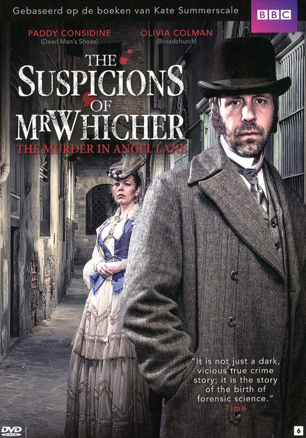The suspicions of Mr. Whicher : the murder in Angel Lane