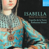 Isabella : Music for a queen