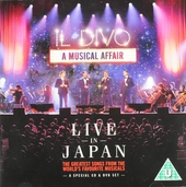 A musical affair : live in Japan : the greatest songs from the world's favourite musicals
