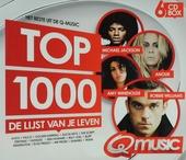 Het beste uit de Q-music top 1000 : De lijst van je leven