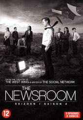 The newsroom. Seizoen 2