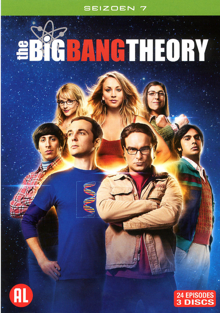The big bang theory. Seizoen 7