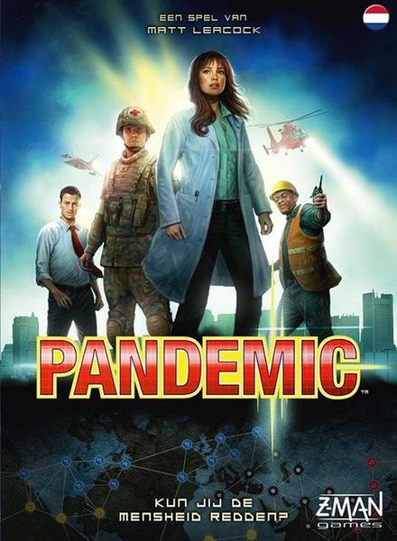 Pandemie : kan jij de mensheid redden?
