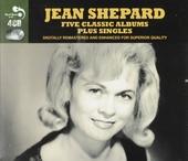 Five classic albums plus singles
