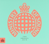 Ministry of Sound : The annual 2015