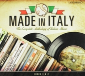Made in Italy : The complete anthology of Italian music. vol.1 & 2