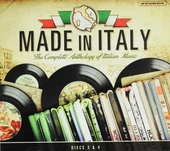 Made in Italy : The complete anthology of Italian music. vol.3 & 4