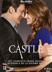 Castle. Het complete zesde seizoen