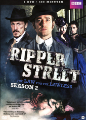 Ripper street. Season 2