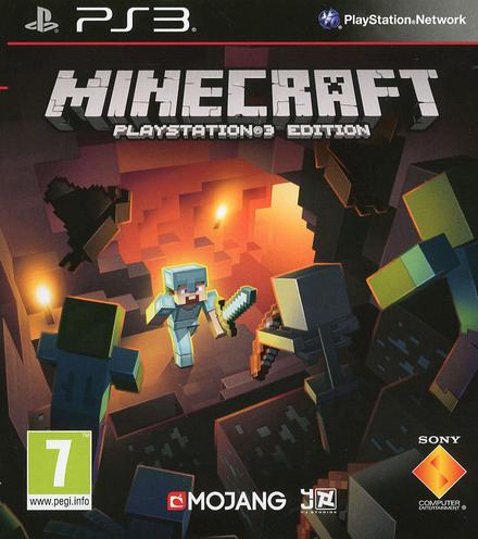 Minecraft : Playstation 3 edition
