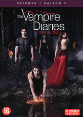 The vampire diaries : love sucks. Seizoen 5