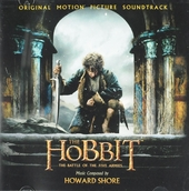 The Hobbit : the battle of the five armies : original motion picture soundtrack