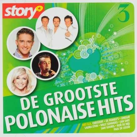 De grootste feestschlagers. vol.3 : De grootste polonaise hits