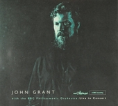 John Grant with BBC Philharmonic Orchestra : live in concert