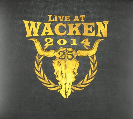 Live at Wacken 2014 : 25 years