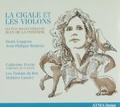 La cigale et les violons : Les plus belles fables de Jean de la Fontaine