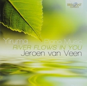 River flows in you : piano music