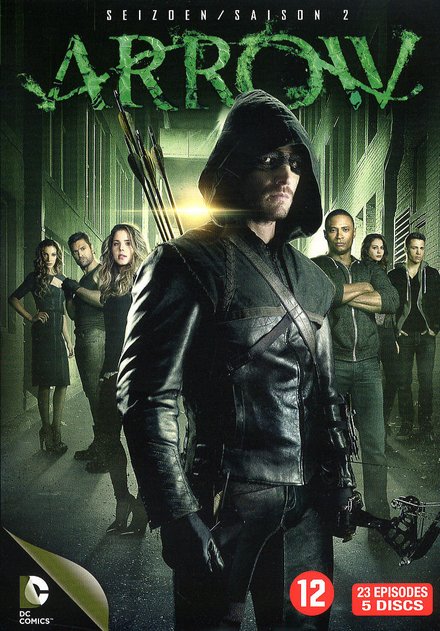 Arrow. Seizoen 2