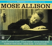 Complete Prestige recordings 1957-1959