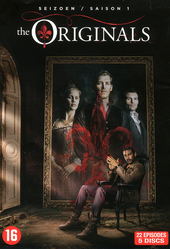 The originals. Seizoen 1