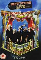 Monty Python live (mostly) : one down five to go