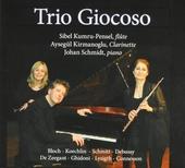 Concertino pour flûte, clarinette et piano