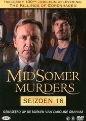 Midsomer murders. Seizoen 16