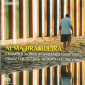 Alma brasileira : chamber works by Radamés Gnattali : music for guitar & piano