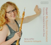My favourite instrument : concertos, sonatas & arias with oboe