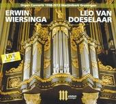 Organ concerts 1998-2013 Martinikerk Groningen